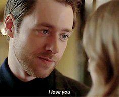 And I think I love you too Richard Rankin!