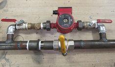 Установка циркуляционного насоса в систему отопления частного дома, как правильно произвести монтаж Heating Systems, Bath, Lawn And Garden