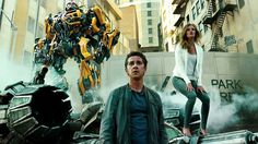 Sam and Carly →Transformers