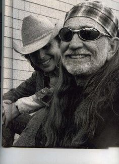 Dwight Yoakum and Willie Nelson--these two are . . . ? I just really like them.