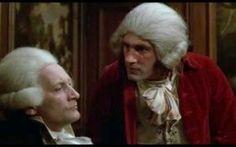 """Drammatica cena tra Danton e Robespierre (con Video) La scena del video è tratta dal film """"Danton"""" di Wajda, interpretato da un magnifico Gérard Depardieu. Duro confronto politico ed umano fra i due capi della Rivoluzione Francese. Di l^ a pochi giorni #danton #robespierre #film"""