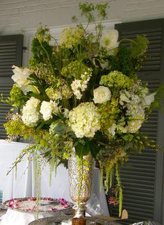 elegant flower display