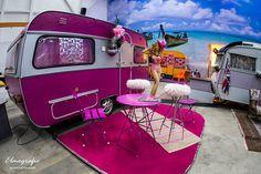 basecamp bonn young hostel indoor campground hostel hosts vintage RVs as rooms in germany - designboom | architecture & design magazine