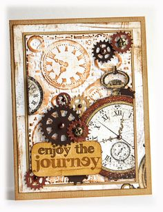 Enjoy the Journey {Kaboodle Doodles} - Scrapbook.com