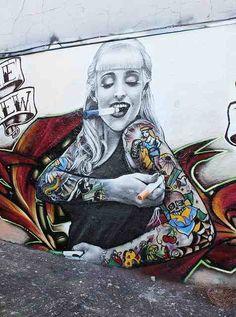 #graffiti#tattoo#color#pencil#design