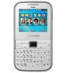 Samsung c3222 (chat332) blanco GT-C3222UWAFOP Telefonos moviles PC Imagine #samsung #movil #smartphone #mobile