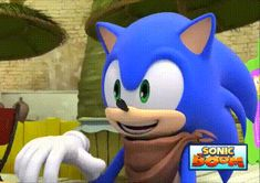 Sonic Nyoom, (Sonic Boom: Episode 48 - Designated Heroes)