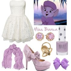 The Rescuers Down Under: Miss Bianca