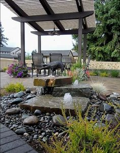 Adding a water feature brings a whole new sensory experience to your garden. Placed fountain can transform an ordinary backyard into a relaxing outdoor retreat with the restorative sound and hypnotizing movement of trickling water. So, it is an amazing… Continue Reading →