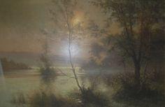 Albert Rigolot - Bord de l'étang