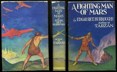 This is the seventh novel in the Mars series by Edgar Rice Burroughs.
