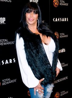Details On Mob Wives' Big Ang's Spin-Off! Plus, Jennifer Graziano Says She Knew Something Was Wrong With Junior!