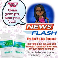 Pro Bio 5 & Boi Cleanse bit.do/pinkdrink