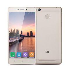 "nice Xiaomi Redmi 3 Pro - 32GB Smartphone libre 4G Lte (Pantalla 5.0"", Cámara 13Mp, Octa-core 1.5GHz , 3GB de RAM, Lector de huellas dactilares)"
