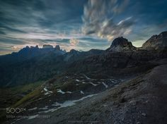 Sunset. Dolomites. by Maxwell_rus via http://ift.tt/2rZZSWr