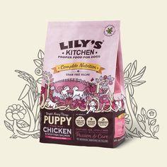 Puppy Free Run Chicken & Salmon Dry Food