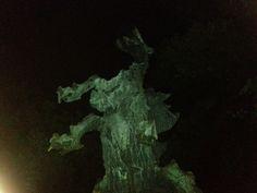 pozostał stary nieruchawy Smok Wawelski