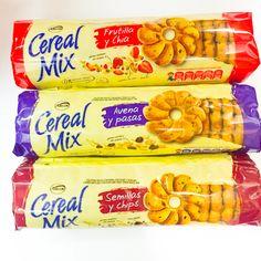 Galletitas Cereal Mix