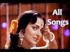Best Of Waheeda Rehman Songs - Hit Bollywood Collection - Jukebox - Full Songs