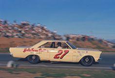 Racing Heroes – Junior Johnson