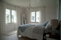 Pikku Pietari - makuuhuone