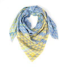 noorsaab | Neruda | Luxury silk scarf