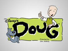 doug tv show - More of my childhood
