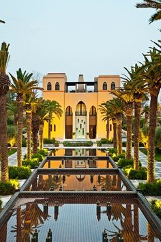 Four Seasons Resort Marrakech, Morocco