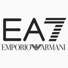 emporio armani ea7 logo, a t-shirt by arissugiyarto at
