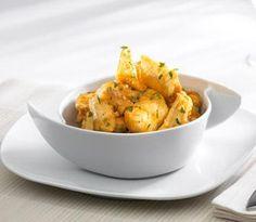 Patatas a la Importancia con Merluza