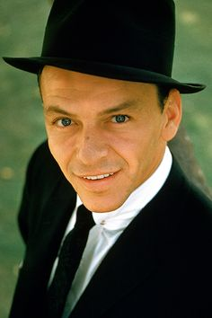 """He was the epitome of what singing is all about, beautiful sounds, smooth as silk, effortless, impeccable phrasing, stylish, intelligent and full of heart."" - Barbara Streisand    Francis Albert Sinatra aka Frank Sinatra 