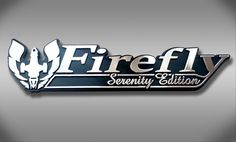 Firefly Serenity Edition Car Emblem