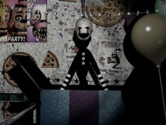 I got: The Marionette! This description is really quite an accurate description of me, especially about the little to no friends part *cough* Which Five Nights At Freddy's 2 Character Are You?