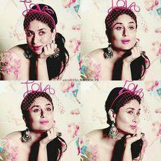 Kareena kapoor Kareena Kapoor Khan, Loving U, Bollywood, Stars, My Favorite Things, Character, Sterne, Lettering, Star