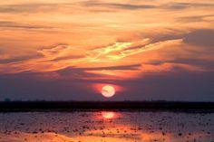 Atardecer en Andalucía / Sunset over Andalucía