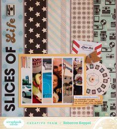 Slices of Life **Scrapbook Circle** - Scrapbook.com