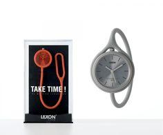 Take Time ! Mathieu Lehanneur's take on the classic pocket watch.