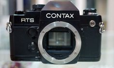 Strassing Crystal Part 6 -  Contax RTS Camera...my old work horse