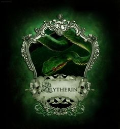 Slytherin by temptation492 on deviantART