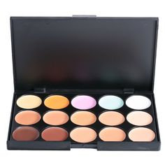 GET $50 NOW | Join RoseGal: Get YOUR $50 NOW!http://m.rosegal.com/make-up/15-colors-matte-concealer-camouflage-363141.html?seid=9960199rg363141