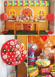 Hansel & Gretel Candy Themed Twins Birthday Party http://blog.hwtm.com/2014/10/hansel-gretel-candy-themed-twins-birthday-party/
