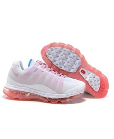 Nike Air Max 95 Womens White Pink Trainer
