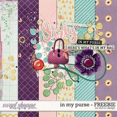 In My Purse - FREEBI