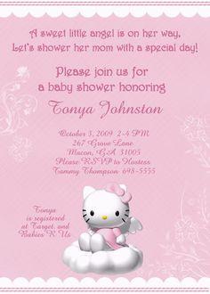 Noahu0027s Ark Baby Shower Invitation U Print Fast. Hello Kitty ...