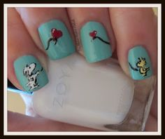Southern Sister Polish: Snoopy ♥'s Woodstock