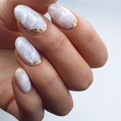 To give you some small white design ideas, we have found 30 classy and stylish white nails ideas for If you want to manicure, you can browse our website from time to time. Round Nail Designs, Marble Nail Designs, White Nail Designs, Colorful Nail Designs, Colorful Nails, Marble Nail Art, Nail Art Designs, Nude Nails, White Nails