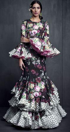 88ef3ce0c Las 1922 mejores imágenes de Flamencas en 2018   Moda flamenca ...