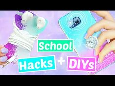 DIYS EVERY GIRL NEEDS TO KNOW ABOUT - YouTube