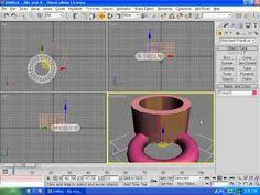 3D맥스 6 초급   02강   3D 기본 오브텍트의 생성
