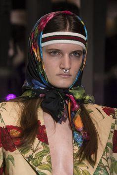 Gucci Fall 2017 Fashion Show Details, Milan Fashion Week, MFW, Runway, TheImpression.com - Fashion news, runway, street style, models